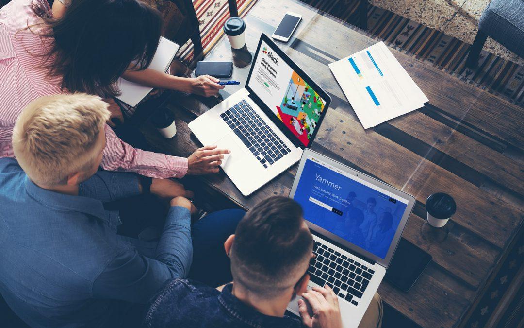 ¿Cómo mejorar la comunicación interna con las redes sociales?